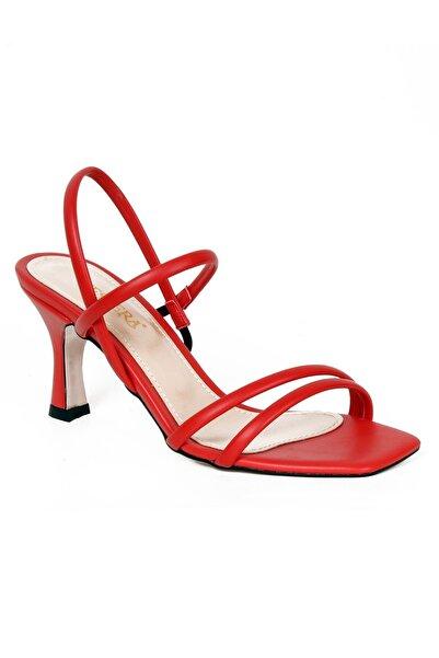 Tessera Kadın Topuklu Sandalet