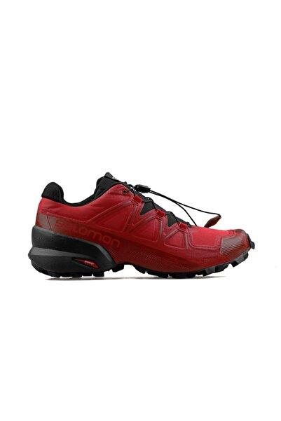 Salomon Speedcross 5 Erkek Outdoor Ayakkabı Kırmızı