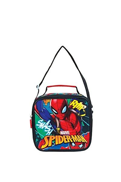 SPIDERMAN Erkek Çocuk Spider-man Spiderman Echo Graffiti Beslenme Çantası 5225