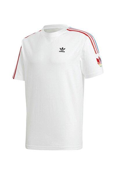 Erkek Spor T-Shirt -  3D Tf 3 Strp T  - GE0837