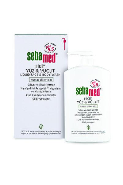 Sebamed Liquid Face And Body Wash 1 Litre