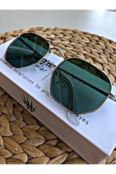 WATCHOFROYAL Unisex Polarize Güneş Gözlüğü Royal Eyewear 4800-col04