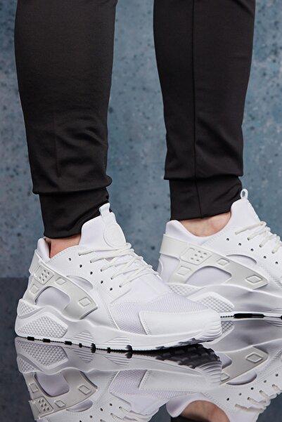DARK SEER Beyaz Unisex Sneaker HR1.DS
