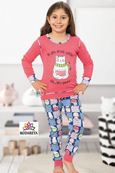 Tarık Kız Çocuk Pijama 1420