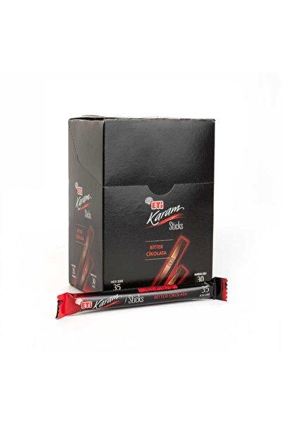 Eti Karam Sticks Bitter Çikolata 7 gr x 30 Adet
