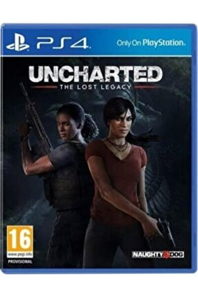 Naughty Dog Playstation Oyunları