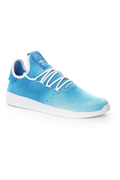 adidas Unisex Mavi  Pharell Williams Tennis Hu Mavi Sneaker Da9618