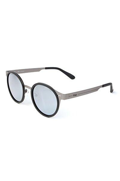 Fila Unisex Gri Güneş Gözlüğü