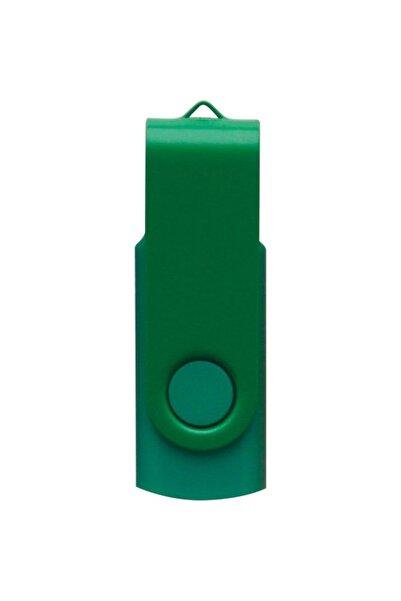 Ülker Reklam Promosyon Plastik Usb Bellek - 8113, 16 Gb, Yeşil