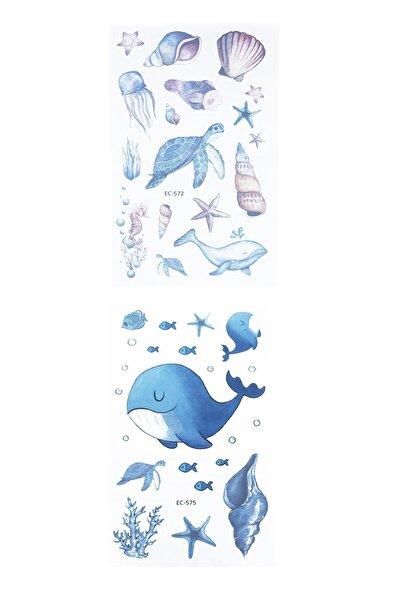 New Obsessions Denizaltı Dövme Seti