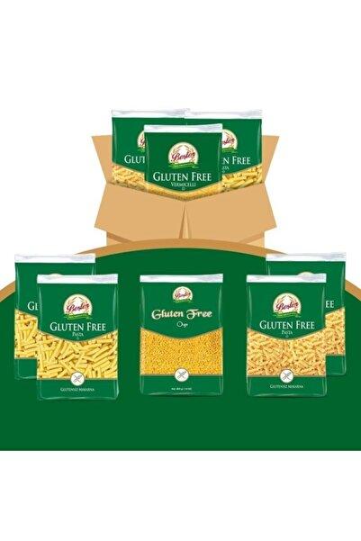 PRADO Beşler Glutensiz Makarna Paketi 5'li Koli