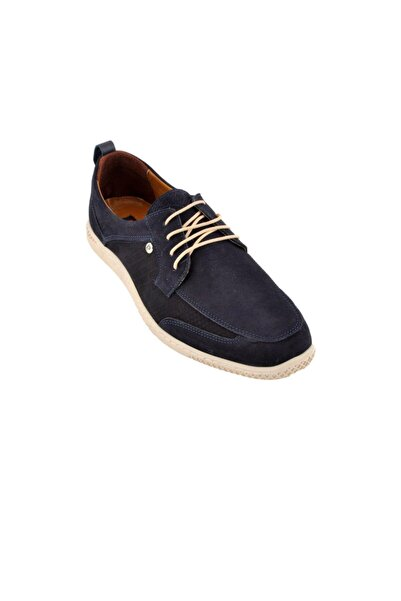 Pierre Cardin Erkek  Lacivert-nubuk Günlük Ayakkabı 62224