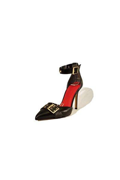 Sofia Baldi Hakiki Deri Klasik Topuklu Ayakkabı Sfb19y-2536 87