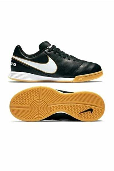 Nike Unisex Halı Saha Ayakkabı/krampon - Tiempo Legend Vı Ic Futsal Ayakkabısı 819190-010