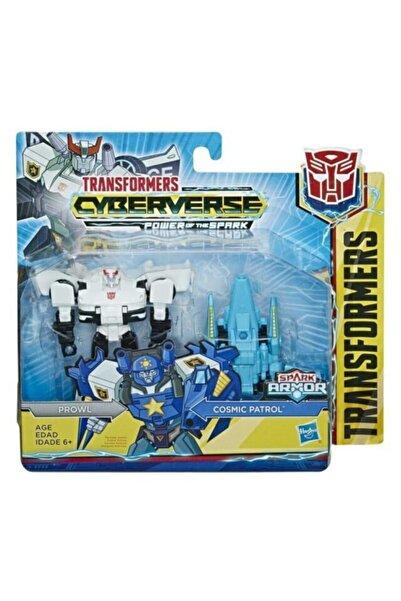 transformers Cyberverse Spark Armor Battle Figür Prowl - Cosmic Patrol E4219-E4295