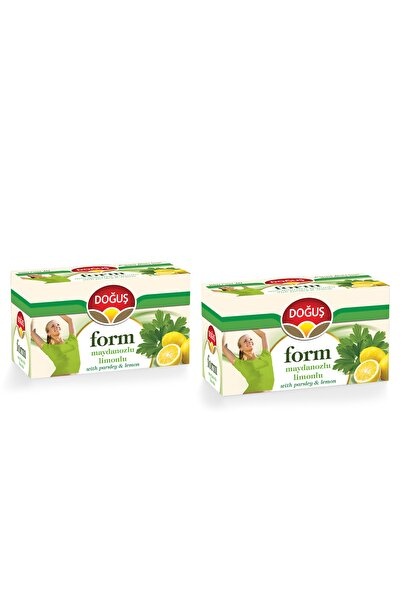 Doğuş Form Maydanozlu Limonlu 20 Li 2 Adet