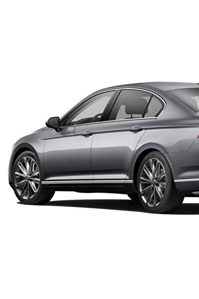 ASL Volkswagen Passat B8.5 Krom Yan Kapı Çıtası 8 Parça 2019 ve Üzeri