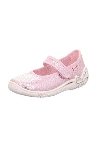 Superfit Kız Çocuk Pembe Yazlık Ev Ayakkabısı