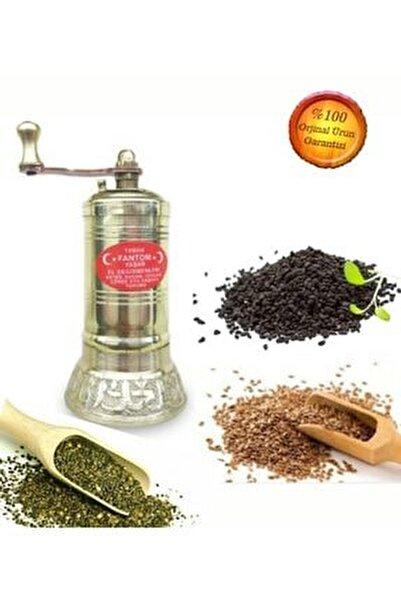 Pirinç Işlemeli Isırgan-keten Tohumu Öğütücü Değirmeni