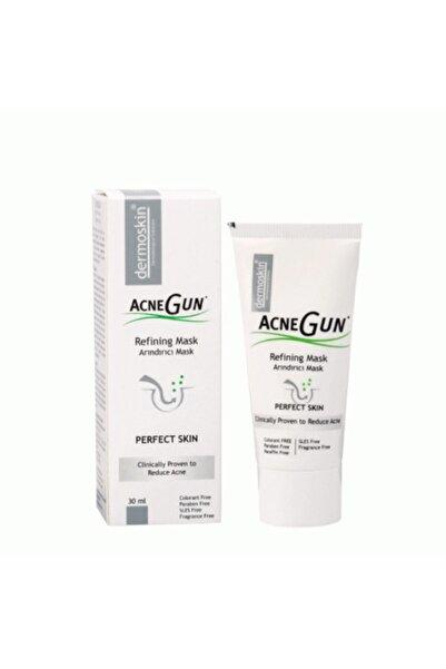 Acnegun Arındırıcı Scrub Maske 30 ml