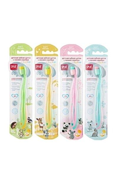 Splat Junior Çocuklar Için Diş Fırçası (2-8 Yaş)