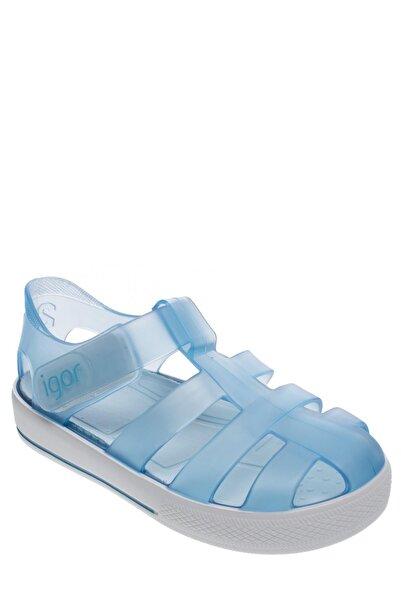 IGOR 10171 Star Mavi Çocuk Sandalet