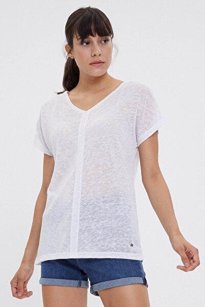 Loft Kadın T-Shirt LF2022845