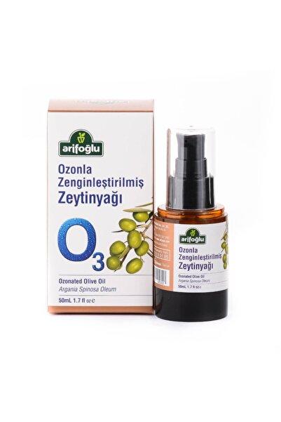Arifoğlu Ozonla Zenginleştirilmiş Zeytinyağı 50 ml