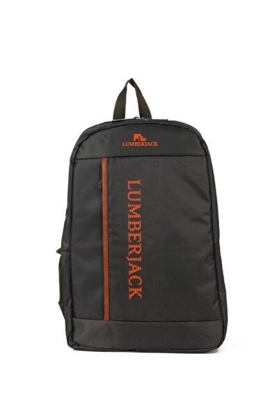 lumberjack Haki Renk Unisex Spor Sırt Çantası