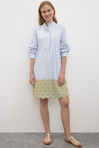 U.S. Polo Assn. Kadın Elbise G082SZ032.000.976640