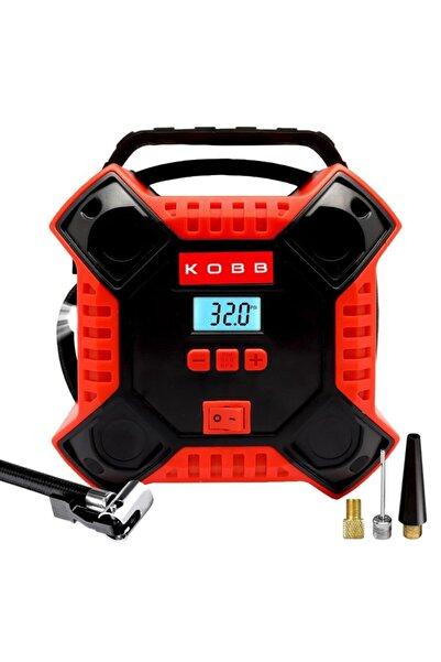 KOBB Kb200 12volt 160 Psı Dijital Basınç Göstergeli Hava Pompası