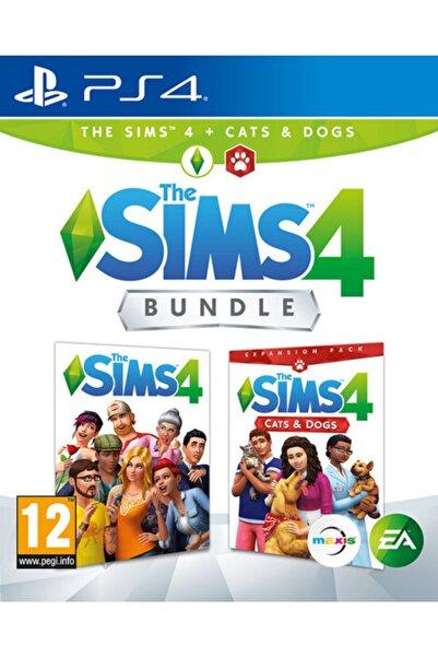 EA The Sims 4 Ana Paket + Cats&dogs Bu, Ps4