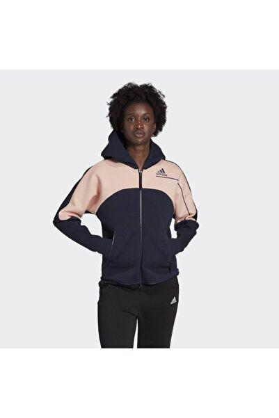 adidas Z.n.e. Kadın Pembe  Sweatshirt