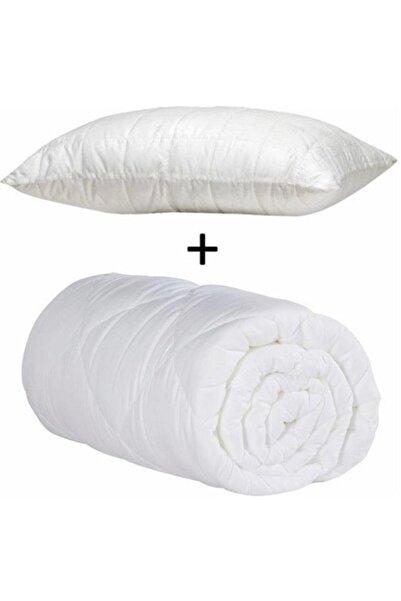Zeynep Tekstil Tek Kişilik Silikon Yorgan Seti +1 Yastık Hediyeli