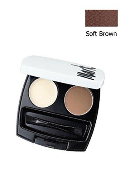 AVON 9094 Mark Perfect Kaş Şekillendirici Bakım Kiti - Soft Brown