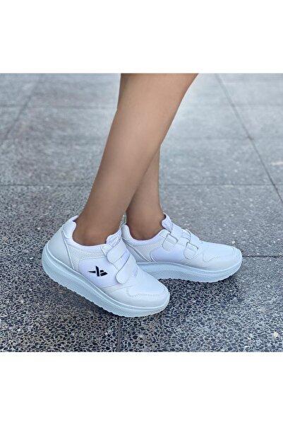 Almera Kadın Beyaz Sneaker