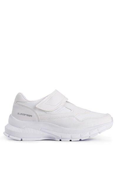 Slazenger Atlantıs Günlük Giyim Kadın Ayakkabı Beyaz