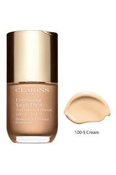 Clarins Kadın Everlasting Youth Fluid Foundation 100.5