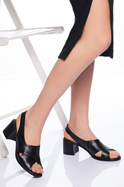 derithy -sandalet-siyah
