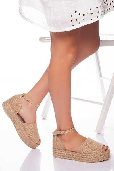 derithy -sandalet-hasır
