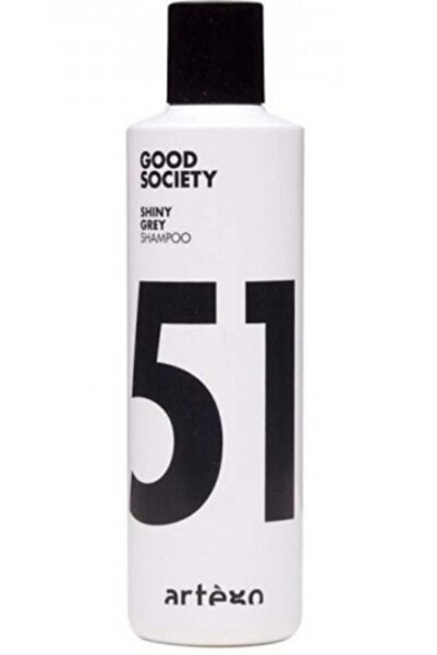 Artego Good Society 51 Shıny Grey Shampoo 250 ml