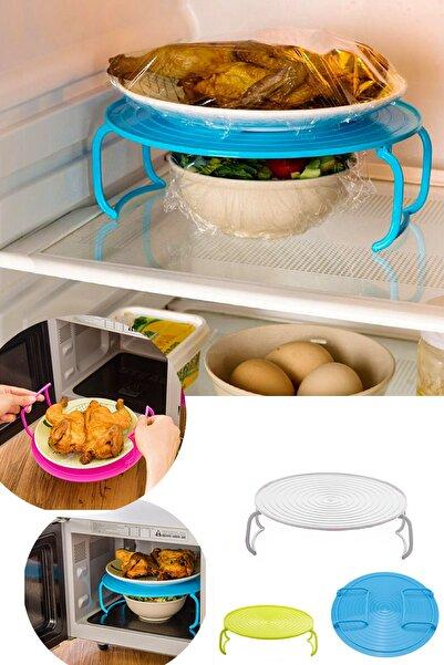 Helen's Home Katlanabilir Buzdolabı ve Mikrodalga Rafı