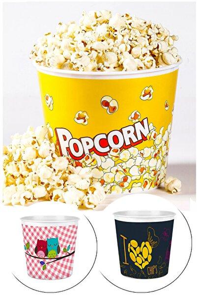 Helen's Home Cips ve Mısır Popcorn Kovası