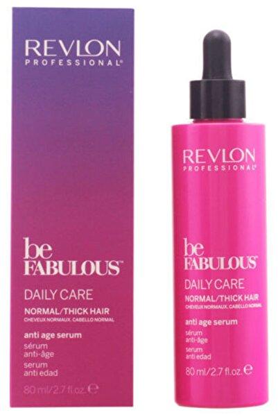 Revlon Be Fabulous Daily Care Normal Thick Hair Anti Age Yaşlanma Karşıtı Serum 80ml