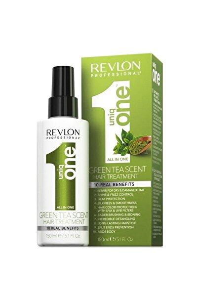 Revlon Uniq One All Green Tea Scent Hair Treatment 150 ml