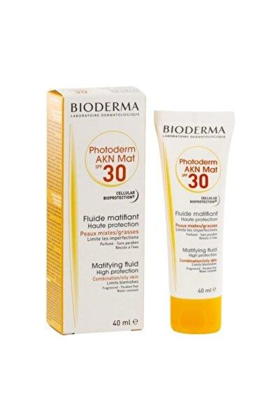 Bioderma Photoderm Akn Mat 40ml Spf 30