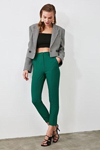 Yeşil Cigarette Pantolon TWOSS19ST0038
