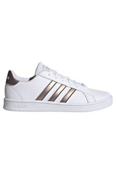 Beyaz Grand Court (gs) Spor Ayakkabı