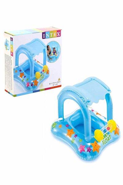 Intex İntex Baby Float Gölgelikli Deniz Botu 4984998498498 /