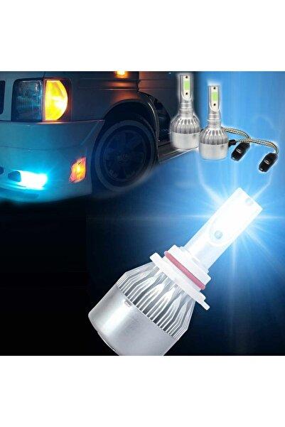 iq elektronik H1 Led Xenon Far Ampul Mavi Ice Blue Far 7200lm 12000k Ekt